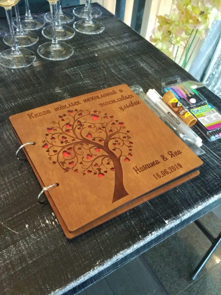 книга пожеланий от ботобудки